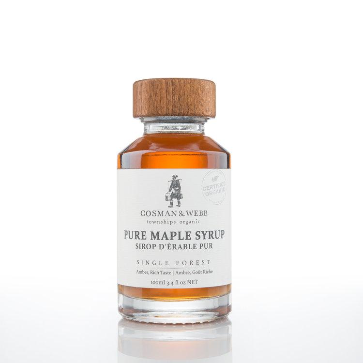 cosman webb maple syrup