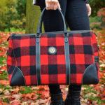 Parks Canada Original weekender bag
