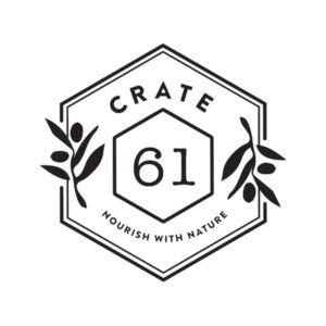 crate 61 soaps logo