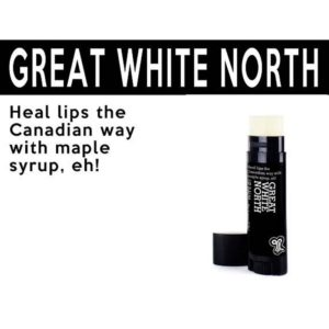 great white north lip balm