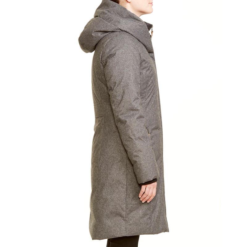 hem parka side view
