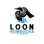 loon kombucha logo