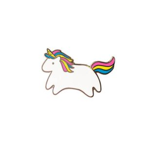 Sparkle Collective Baby Unicorn enamel pin