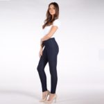 Rachel Skinny High Rise classic in Indigo