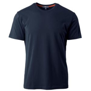 Tilley Organic Cotton Tee in Navy