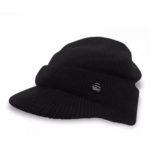 Radar Cap in black