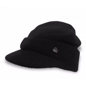 Radar Cap in black