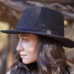 TEC Wool Hat on woman