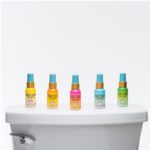 Full line of Unicorn Gold toilet spray