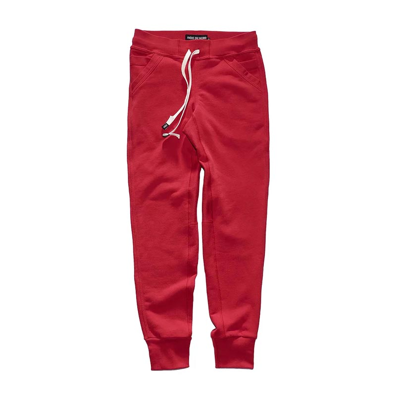 FDN Red Sweat Pant