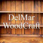 DelMar WoodCraft logo