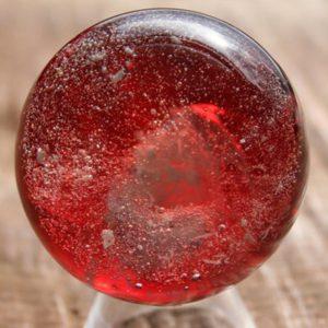 Scarlet memorial orb