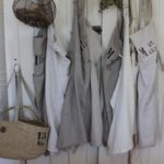 Carlos butcher style apron by Atelier du Presbytere