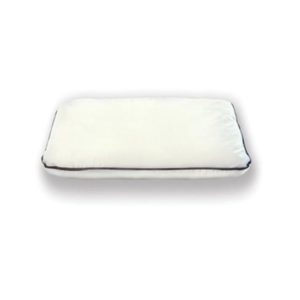 Standard size buckwheat hull pillow
