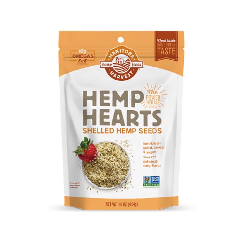 Hemp Hearts from Manitoba Harvest