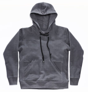 FDN Pullover Hoodie in Slate Grey