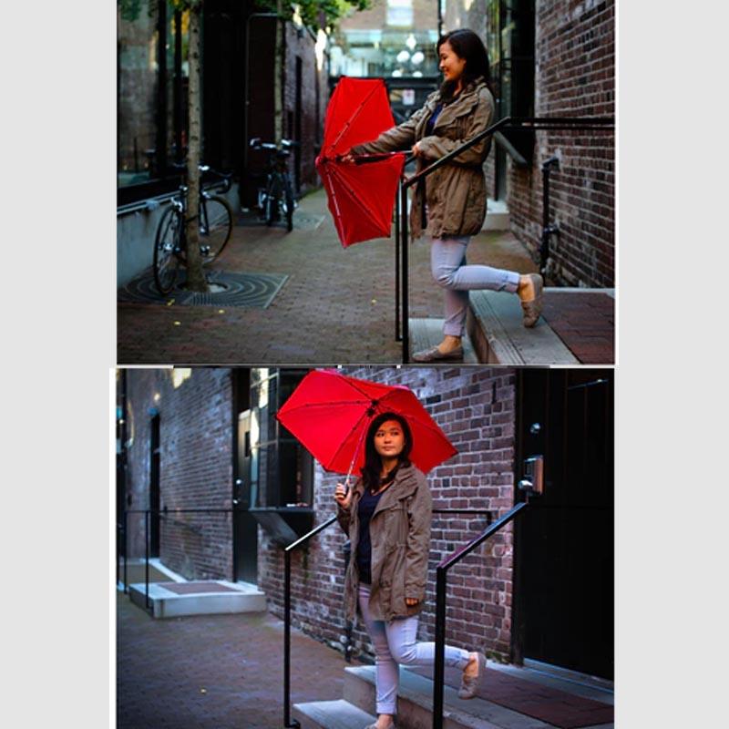 Cypress Umbrella from successful Kickstarter campaign