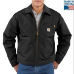 Duck Detroit blanket lined jacket from Carhartt