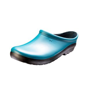 Teal Garden Clog from Slogger