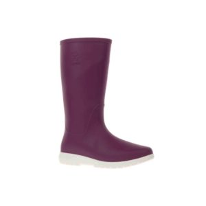 Purple tall women's rain boot from Kamik