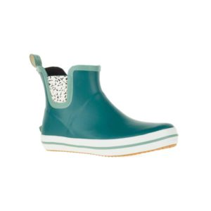 Sharonlo teal slip-on boot by Kamik