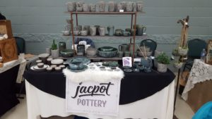 Jacpot Pottery at EtsyWR
