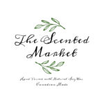 The Scented Market logo