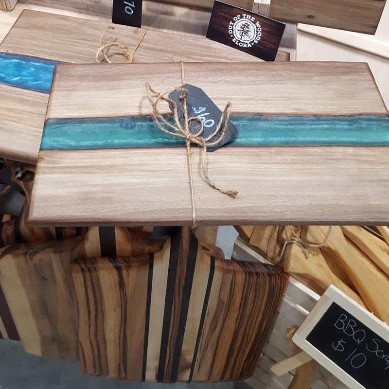 Cedar BBQ Scraper from Out of the Woods Elora