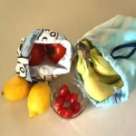 Small and Medium reusable produce bags