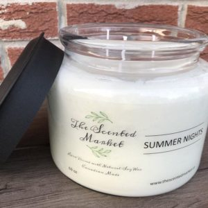 Summer Nights 69 oz bug repellent candle