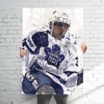 Auston Matthews TML canvas gift