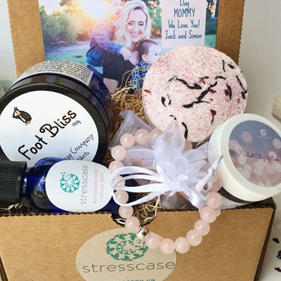 goddess self care mothers day box