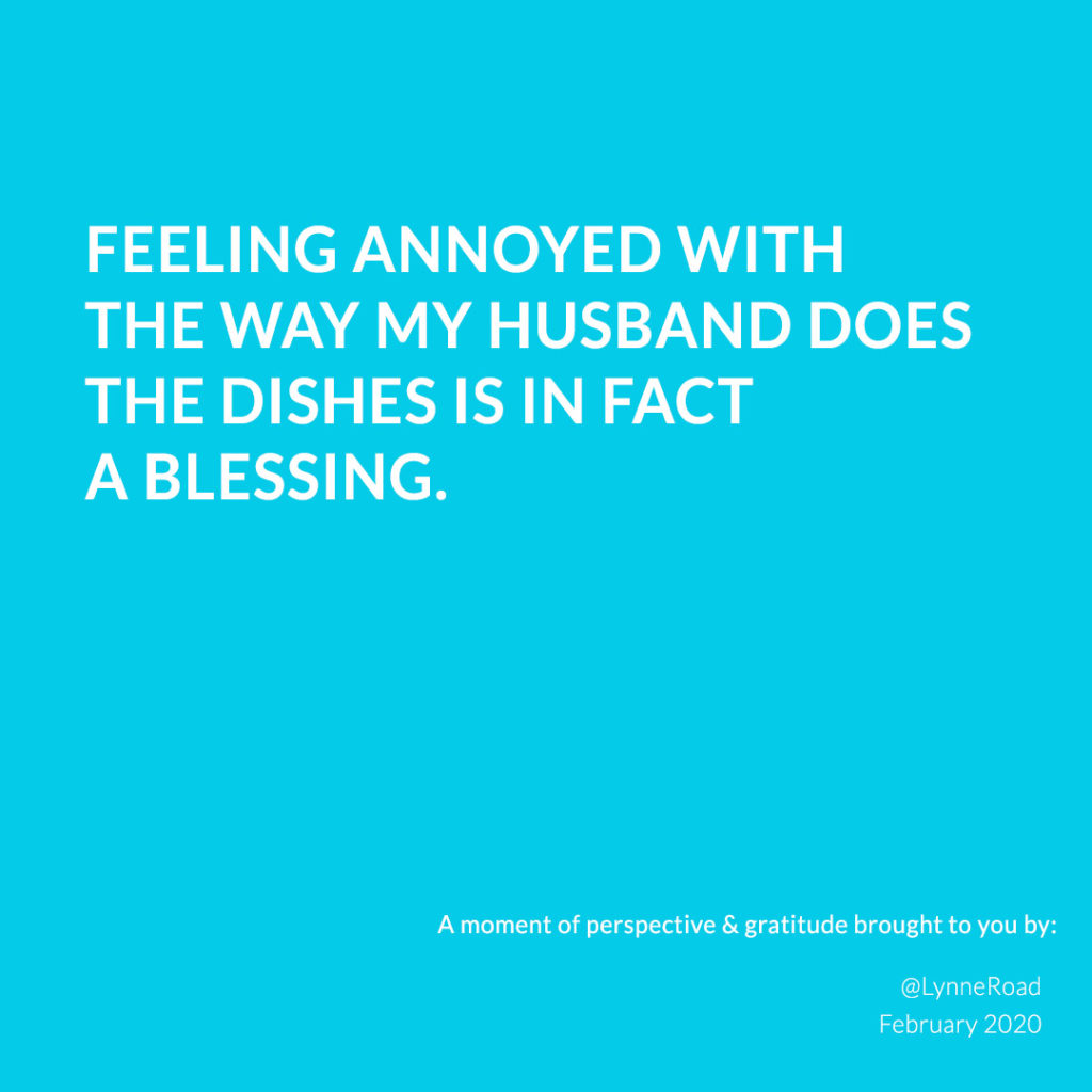 Motivational Perspective on Dishes